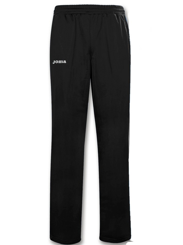 JOMA LONG PANTS CHAMPION II WOMEN NEGRO