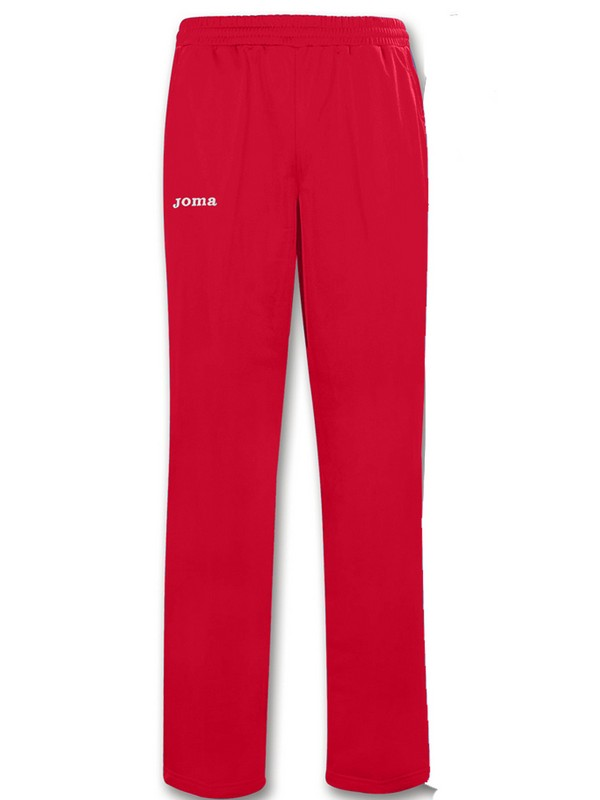 JOMA LONG PANTS CHAMPION II WOMEN ROJO