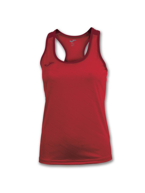 JOMA CAMISETA M/C TORNEO II MUJER RED