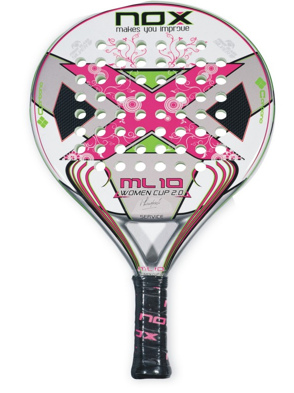 NOX PALA PADEL ML10 WOMAN 2.0 UNIC