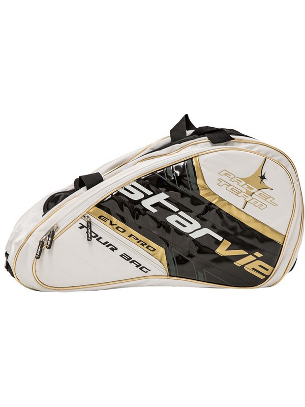 STARVIE PADEL BAG EVO PRO GOLD MULTICOLOR