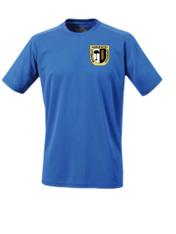 CAMISETA ENTRENO MERCURY MONELLS ROYAL