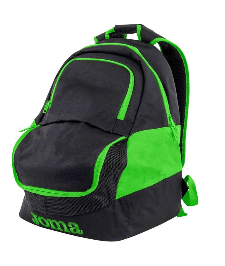 JOMA MOTXILLA DIAMOND II FLUOR GREEN/BLACK