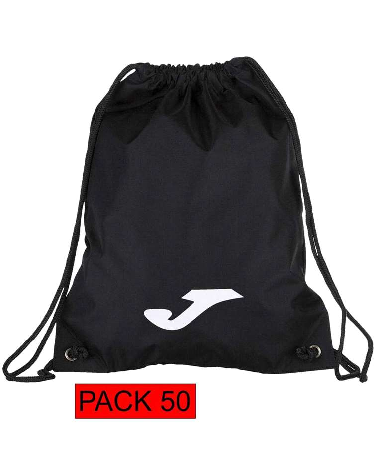 JOMA SAC (PACK 50 UNI) BLACK