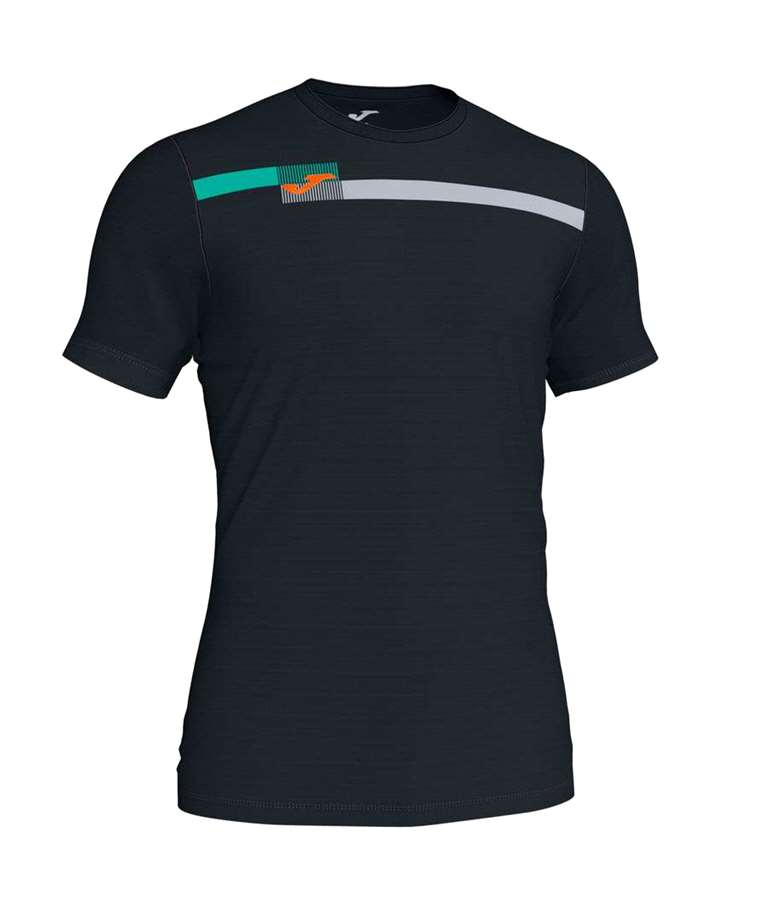JOMA CAMISETA OPEN HOME BLACK