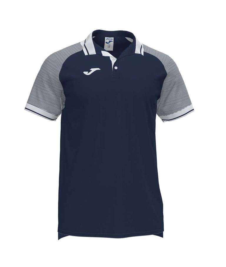 JOMA POLO ESSENTIAL II DARCK NAVY / WHITE