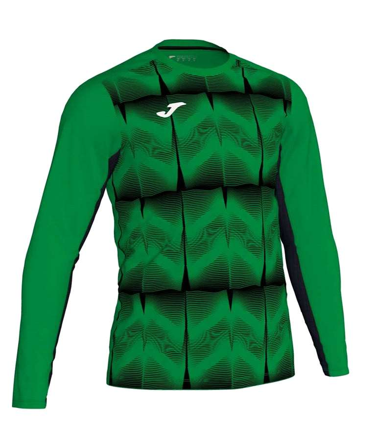 JOMA CAMISETA PORTER DERBY M/LL MAS IGLESIAS GREEN MEDIUM