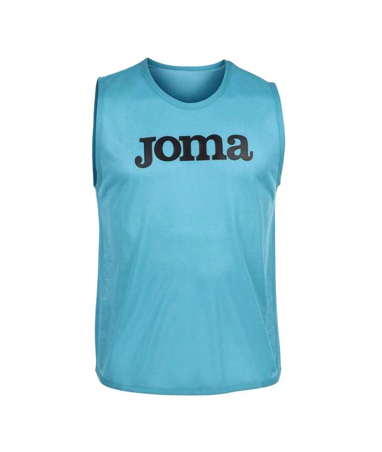 JOMA PETOS TRAINING BIBS (PACK 10 UNITATS) SKY BLUE
