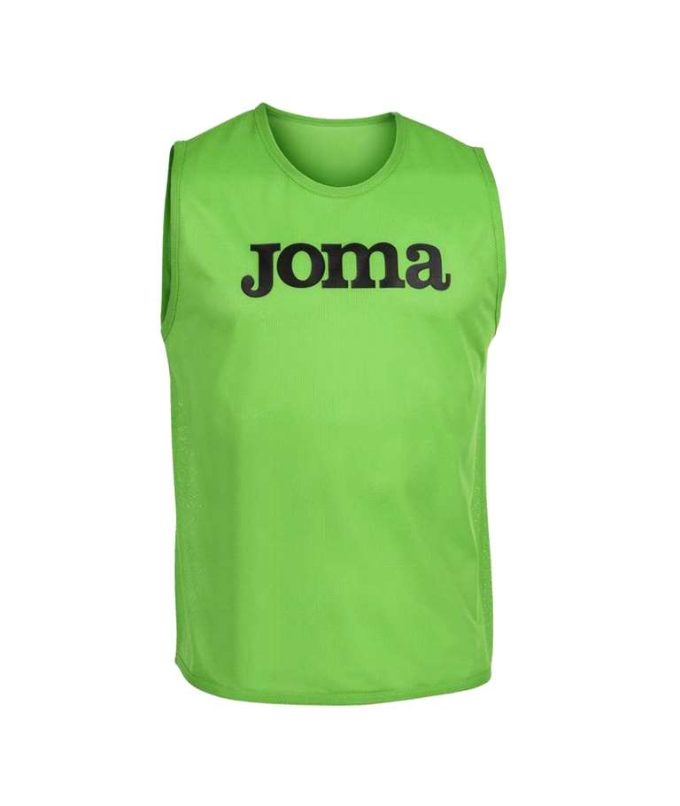 JOMA PETOS TRAINING BIBS (PACK 10 UNITATS) GREEN MEDIUM