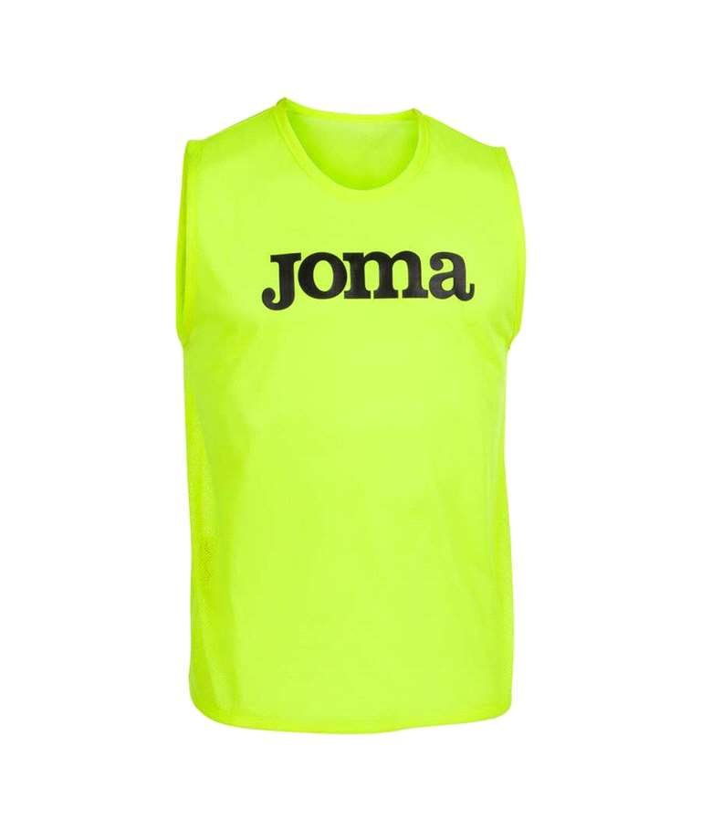 JOMA PETOS TRAINING BIBS (PACK 10 UNITATS) YELLOW FLUOR