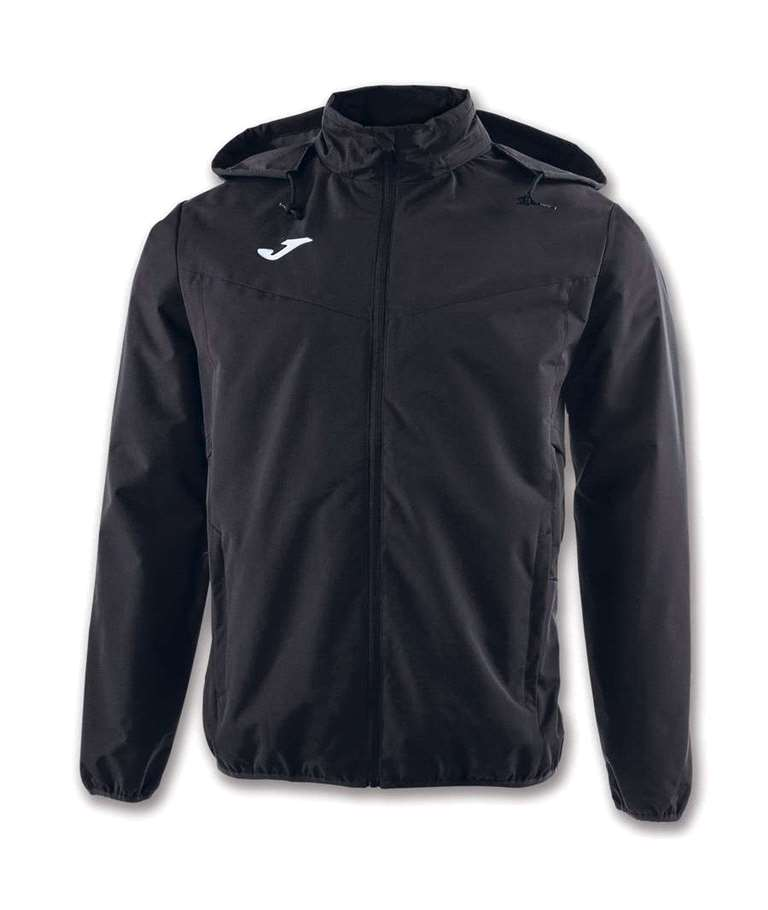 JOMA CERVINO BREMEN RAINJACKET  BLACK