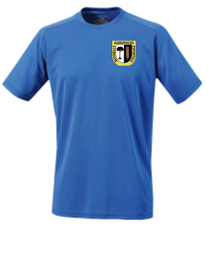 CAMISETA ENTRENO MERCURY MONELLS