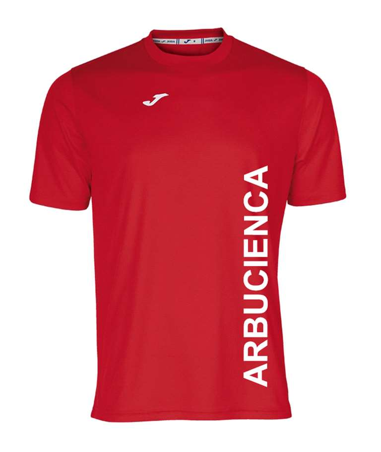 CAMISETA ARBUCIENCA