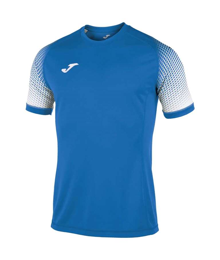 JOMA CAMISETA HISPA  ROYAL-BLANCO