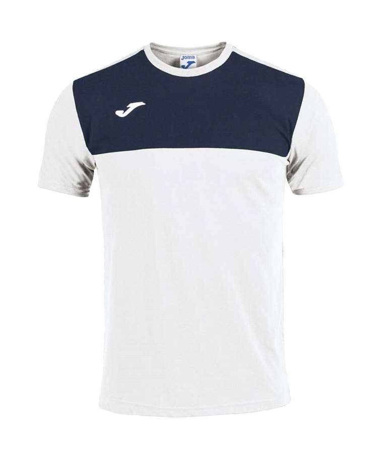 CAMISETA M/C WINNER BLANCO-MARINO
