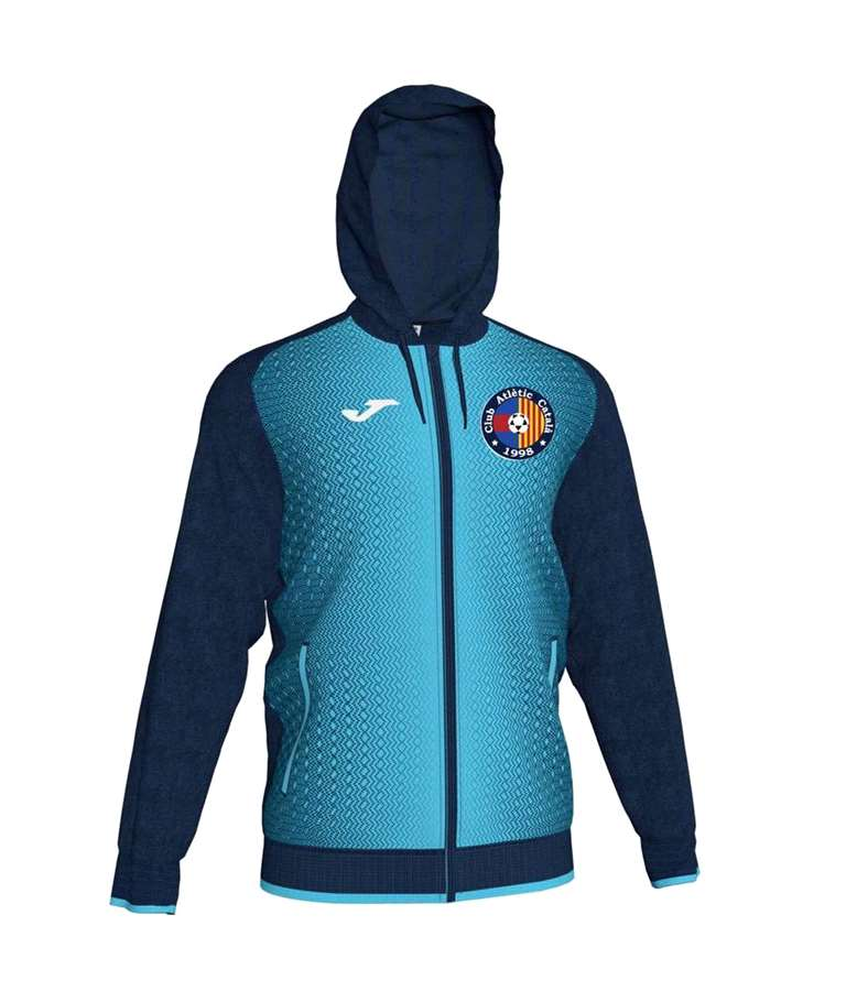 JAKET SUPERNOVA CLUB ATL. CATALÀ JOMA