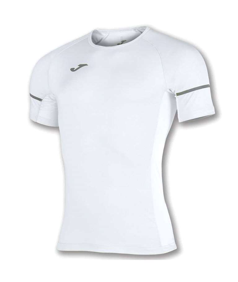 JOMA CAMISETA RACE REFLECTANT M/C BLANCO