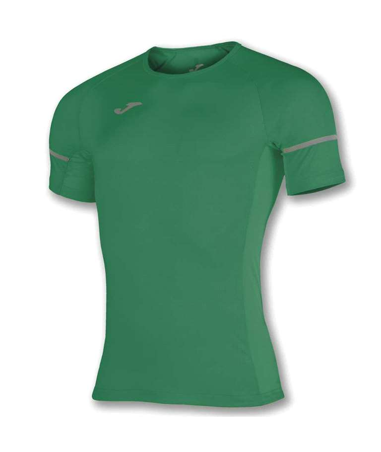 JOMA CAMISETA RACE REFLECTANT M/C VERDE