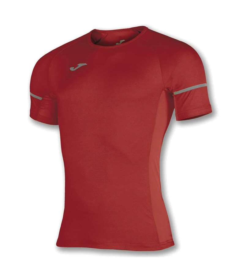 JOMA CAMISETA RACE REFLECTANT M/C ROJO