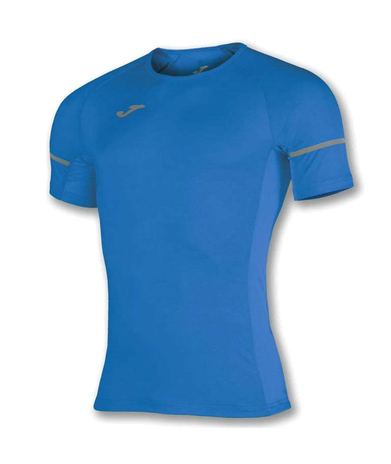 JOMA CAMISETA RACE REFLECTANT M/C ROYAL