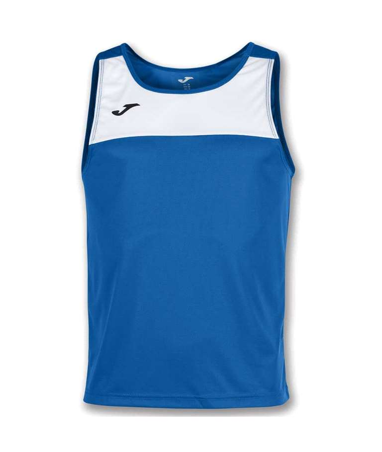 JOMA CAMISETA RACE S/M ROYAL-BLANCO