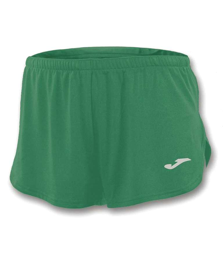 JOMA SHORT RECORD GREEN MEDIUM
