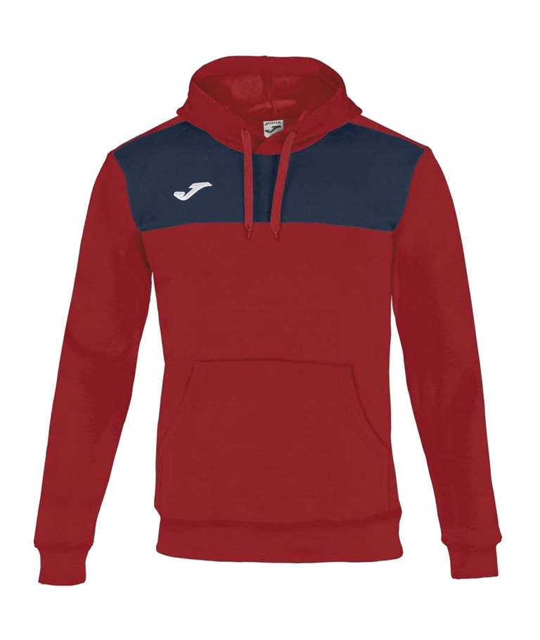 DESSUADORA WINNER COTTON RED-NAVY