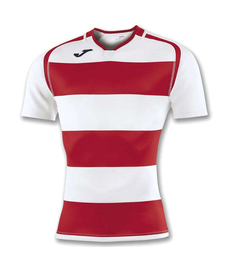 JOMA CAMISETA RUGBY PRORUGBY RED / WHITE