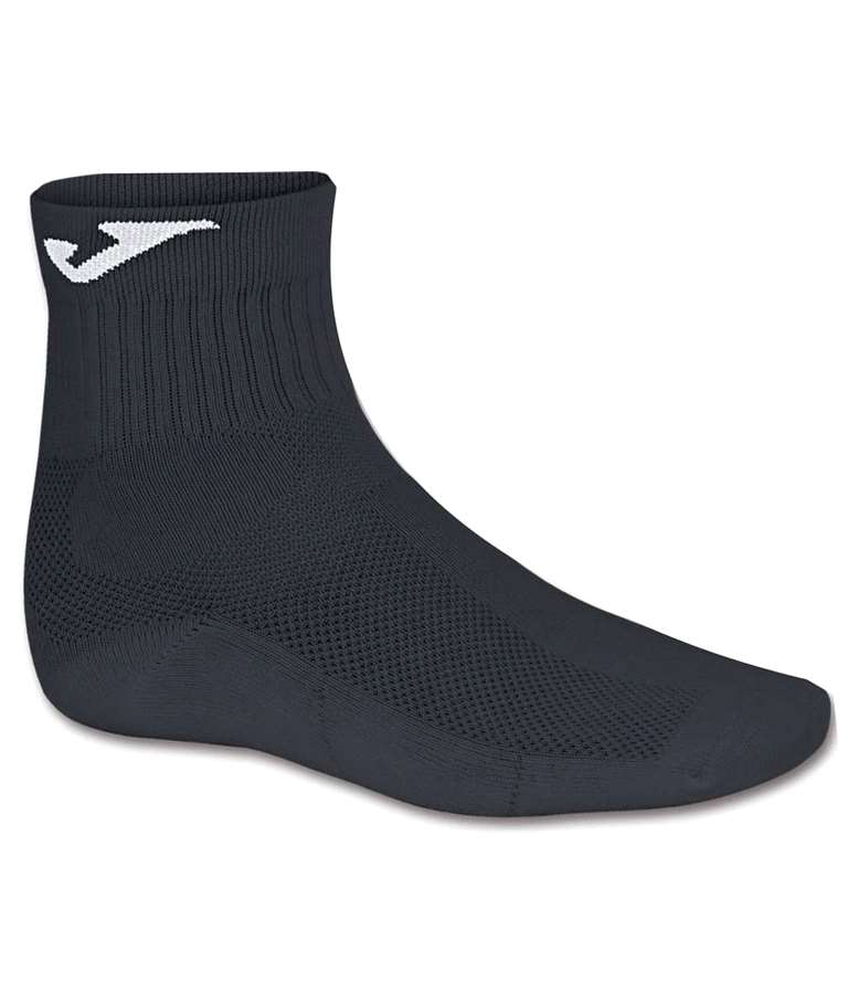 JOMA SOCKS 8CM (PACK 12) BLACK