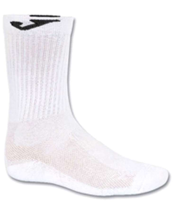 JOMA SOCKS 17CM (PACK 12) WHITE