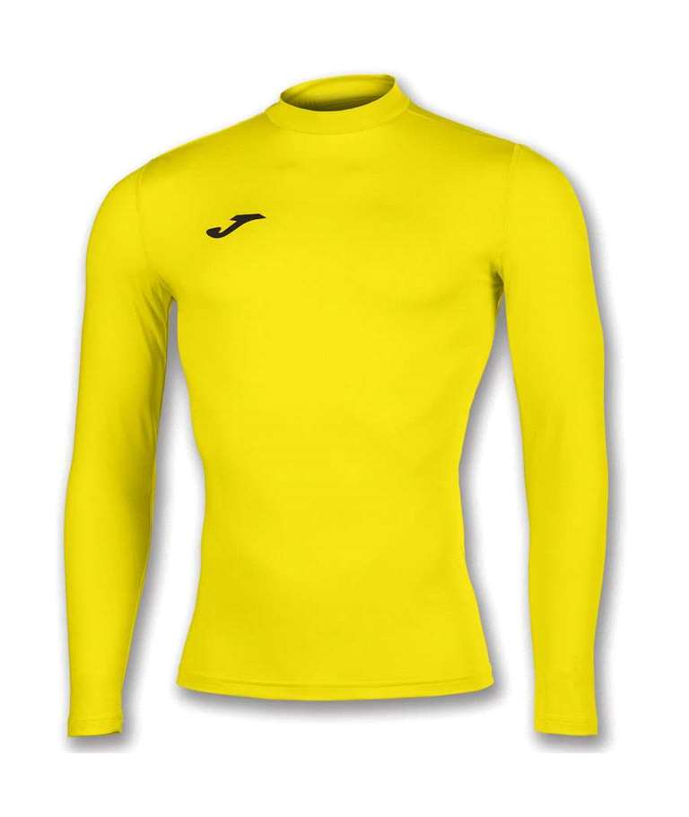 ACADEMY SHIRT THERMAL BRAMA 900 CF PALAUTORDERA YELLOW