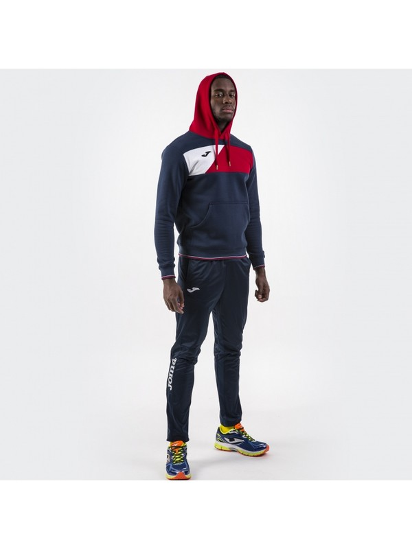 JOMA SWEATSHIRT CREW II HOODED